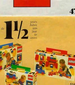 Germany 1977 - Lego Catalogue - Old InstructionsOld Instructions