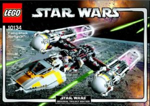 Lego Star Wars Archives - Old InstructionsOld Instructions